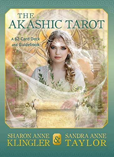 The Akashic Tarot: A 62-card Deck and Guidebook