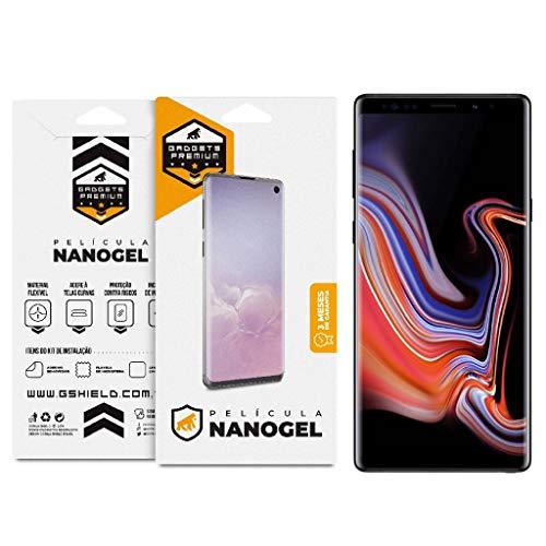 Película de Nano Gel Dupla para Galaxy Note 9 - Gshield