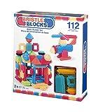 Bristle Blocks BA3091Z - Jeu de Construction 1er âge - Blocs de Construction 112 Pièces