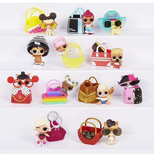 Image 1 - L.O.L. Surprise Sisters & Lil boule 5 surprises dont Sisters, 1 Lil Brother ou 1 Fuzzy Pets 3,5cm, Accessoires, Modèles Aléatoires à collectionner, jouet pour enfants dès 3 ans, LLU85, Multicolore