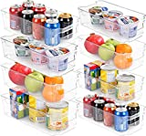 Utopia Home Set of 8 Pantry Organizers-Includes 8 Organizers (4 Large & 4 Small Drawers)-Organizers...