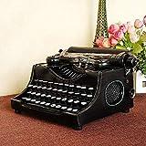 HELLOO HOME Retro Vintage Machine à écrire Mécanique Machine à écrire...