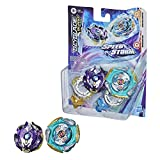 BEYBLADE Burst Surge Speedstorm Glide Dullahan D6 and Minoboros M6 Spinning Top Dual Pack -- 2 Battling Game Top Toy for Kids Ages 8 and Up