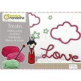 Avenue Mandarine 42710O - Une boite créative avec notice incluse, Tricotin