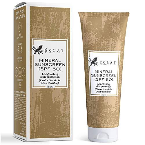Eclat Skincare | SPF 50 | Met anti-verouderend effect | Voor de gevoelige huid