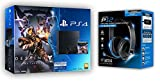 Contenu : Pack PS4 500 Go Noire + Destiny : Le Roi Des Corrompus Micro-casque P12 pour PS4 Turtle Beach