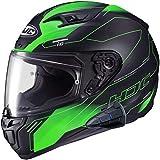 HJC i10 Full Face Helmet Snell 2020 with Sena Smart HJC Bluetooth Headset Taze MC4SF Small