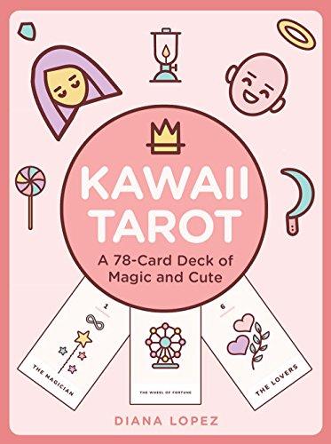 Kawaii Tarot: A 78-Card Deck of Magic and Cute (Modern Tarot...