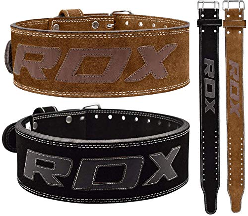 RDX Powerlifting Belt for Weight Lifting Gym...