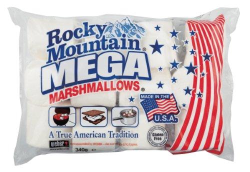 Montaña Rocosa - Mega Marshmallows - 340g
