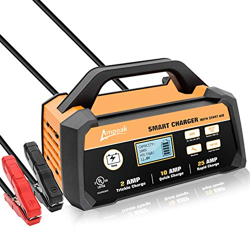 51qYf6dsifL - 11 Best Battery Trickle Charger Review & Buying Guide