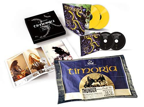 Viaggio Senza Vento - 25° Anniversario (Box 2CD + 2LP + Book + Poster, Limitato e Numerato)