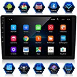 ANKEWAY 10.1 Inch Android 9.1 Car Stereo with HiFi/WiFi/GPS/RDS/FM/Bluetooth, 2021 New Double Din...