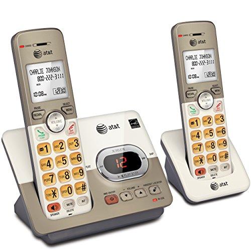 AT&T EL52213 2-Handset Expandable Cordless Phone...