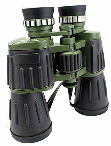 Perrini Tag / Nacht Prisma schwarz und grün militärischen Fernglas mit Beutel