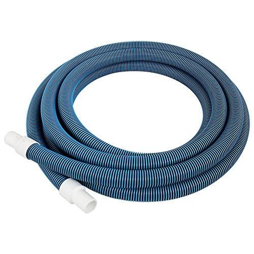 Haviland NA101 Forger Loop Pool Hose, 18-ft x 1-1/4-in, Blue/White