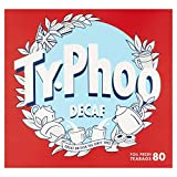 Typhoo Decaf 80 Bags 3 Pack
