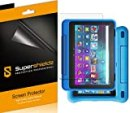 (3 Pack) Supershieldz for All-New Fire HD 8 Kids Edition Tablet 8 inch (10th Generation - 2020 Release) Screen Protector, High Definition Clear Shield (PET)
