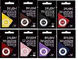 DYLONマルチ 染料 高温染め染料 お湯染め 8色カラーセット