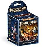 WizKids Pathfinder Battles - Dungeons Deep Booster Brick (8 Standard Boosters, 32 Painted...