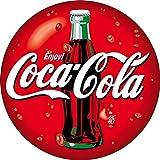 Art Déco Stickers - Sticker Autocollant Coca Cola Dimensions - 25x25cm