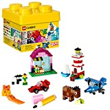 LEGO Classic Creative Bricks 10692 Building Blocks, Learning Toy (221 Pieces) (Accessory)