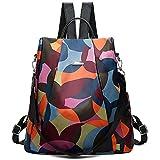Bolsos Para mujer, RETUROM 2019 Anti-robo Mujer Mochila de Nylon mochila de Bolsa de mano Mochilas Casual Bolsa de Oxford viaje (32 * 15 * 32, Multicolor)