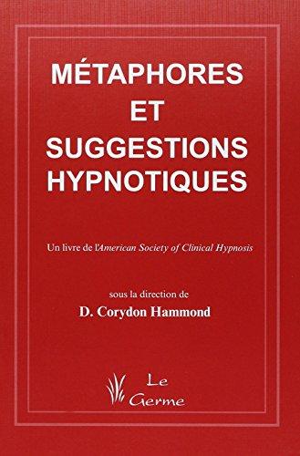 manuel des metaphores et suggestions hypnotiques