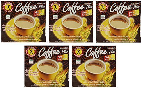 Naturegift- Weight Loss Diet Instant Coffee [Slimming] X 5 Boxes 1