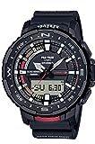 [カシオ] 腕時計 プロトレック アングラ―ライン スマートフォンリンク PRT-B70-1JF メンズ ブラック