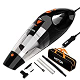 Car Vacuum Cleaner High Power, HOTOR Vacuum Cleaner for Car, DC 12V Portable Handheld Auto Vacuum...