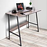 Viewee Computer Desk, Easy Assembly, Laptop Study Table 39' Writing Desk, Home Office Desk with Wood...