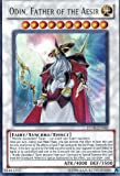 Yu-Gi-Oh! - Odin, Father of the Aesir (STOR-EN040) - Storm of Ragnarok - Unlimited Edition - Ultra...