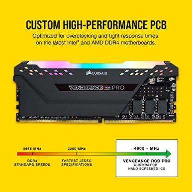 Corsair-Vengeance-RGB-PRO-16GB-2x8GB-DDR4-3200MHz-C16-LED-Desktop-Memory-Black