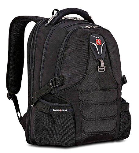 SwissGear Premium Laptop Notebook ScanSmart Backpack, Swiss Gear Outdoor / Travel / School Bag