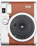 Fujifilm Instax Mini 90 Neo Classic Appareil Photo Instantané Marron Clair