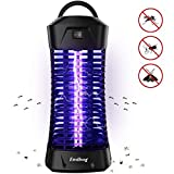 COKIT Bug Zapper Electronic Mosquito Killer Indoor UV Light Fly Pests Insects Attractant Trap Lamp Non Toxic Zappers for Home Bedroom,Kitchen,Office,Patio