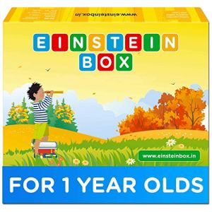 Einstein Box for Boys & Girls | Learning and Educational Toys & Games