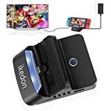Switch Dock, ikedon Portable TV Docking Station Replacement for Nintendo Switch with HDMI and USB 3.0 Port