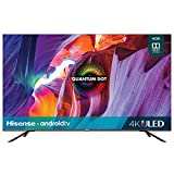Hisense 50-Inch Class H8 Quantum Series Android 4K ULED Smart TV with Voice Remote (50H8G, 2020...
