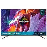 Hisense 50H8G Quantum Series 50-Inch Android 4K ULED Smart TV (2020)
