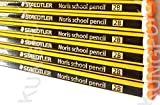 STAEDTLER NORIS SCHOOL PENCILS 2B [Box of 36]