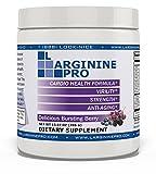 L-arginine Pro, #1 NOW L-arginine Supplement – 5,500mg of L-arginine PLUS 1,100mg L-Citrulline + Vitamins & Minerals for Cardio Health, Blood Pressure, Cholesterol, Energy, Sleep, 13.97 oz