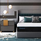 Queen Memory Foam Mattress, Avenco 10 Inch Queen Size Mattress in a Box, Premium Bed Mattress Queen with CertiPUR-USFoam for Supportive, PressureRelief & Cooler Sleeping,10 Years Support