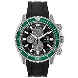 Men's Citizen Eco-Drive Promaster Chronograph Diver Watch CA0715-03E