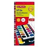 Herlitz 10199933 24pièce(s) peinture à l'eau - peintures à l'eau