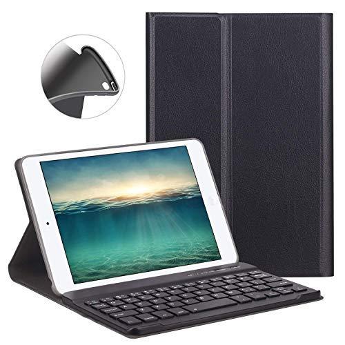 Custodia Tastiera Bluetooth per iPad Mini 4/5,...