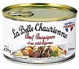 La Belle Chaurienne Plat Préparé Bœuf Bourguignon 420 g