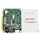 BLEE 60 in 1 Classical Arcade Game PCB Jamma Multi Game Board Vertical Screen for Cocktail Table Machine Arcade Game Machine
