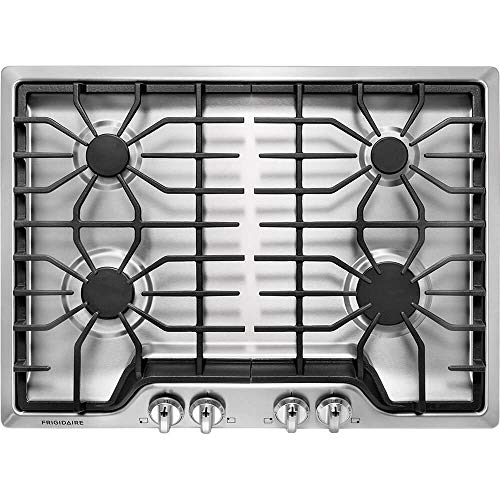 Frigidaire FFGC3026SS 30' Gas Sealed Burner Style Cooktop with 4...